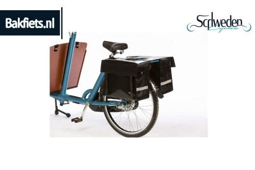 """Bakfiets - Strapazierfähiger Koffer <br><h6><span style=""""color: #E74E0F;"""">Bestellware</span></h6>"""
