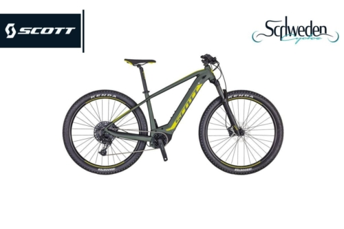 "Scott - Aspect Eride 930 Bike <br><h6><span style=""color: #8CC63F;"">am Lager</span></h6>"